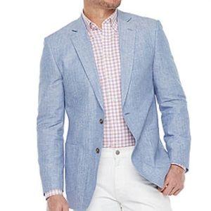 ZARA MAN Blue Blazer Size Small